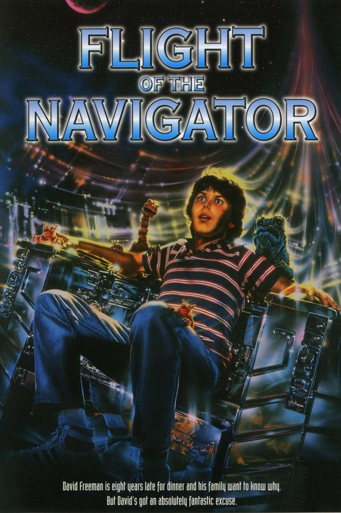 flightofthenavigatorposter