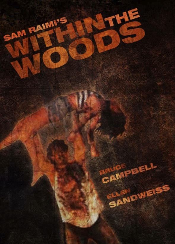 withinthewoodsposter