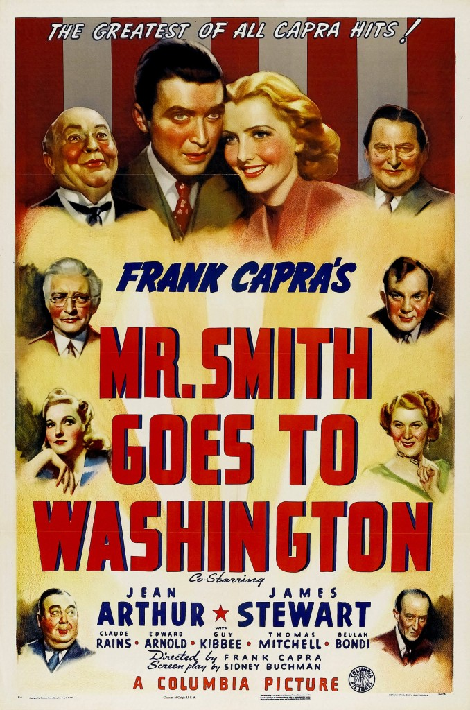 MrSmithGoestoWashingtonPoster